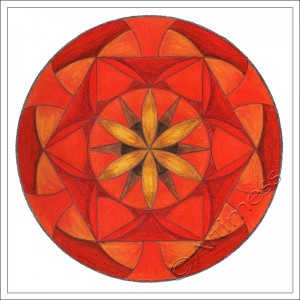 Mandala - Seed of Life, Lessons 1 & 2