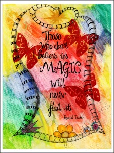 Doodle Magic - Life Book 2012, Week 20