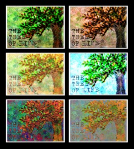 Tree of Life - Digital Blends!
