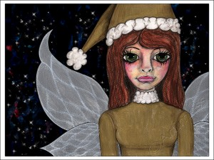 Christmas Angel - Completed