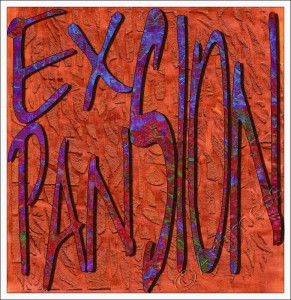 Expansion - Word for the year, 2013