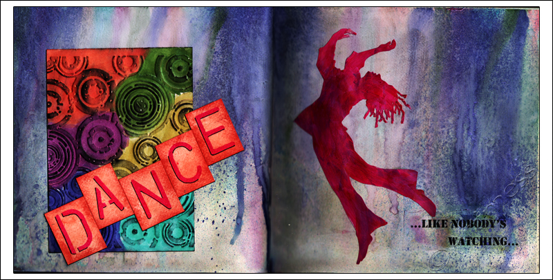 Dance! - A Colourful Workshop - Use Your Words