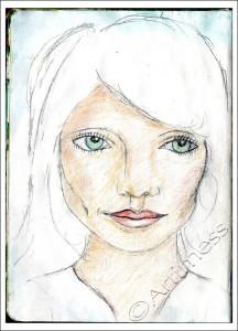 Face # 3 - 29 Faces 2013