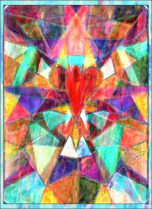 Stained Glass Window Blend