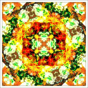 Leftover Kaleidoscope