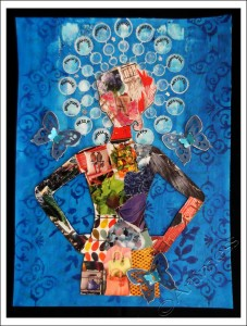 Collage Lady - Life Book 2013, Week 26