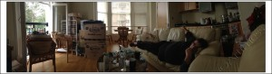 Front Room Panorama