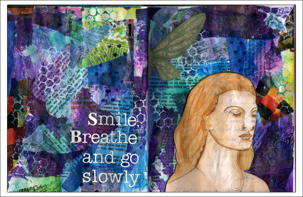 """Smile, Breathe..."" - Life Book 2013, Week 31"
