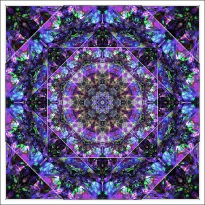 Purple Kaleidoscope