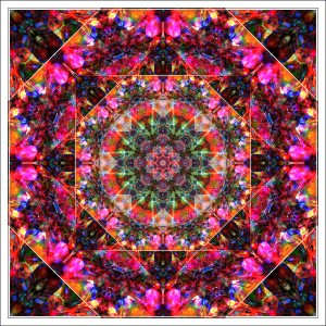 Colourful Kaleidoscope!