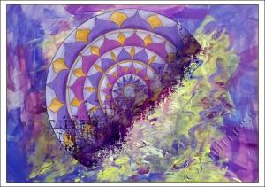 Fragmented Mandala