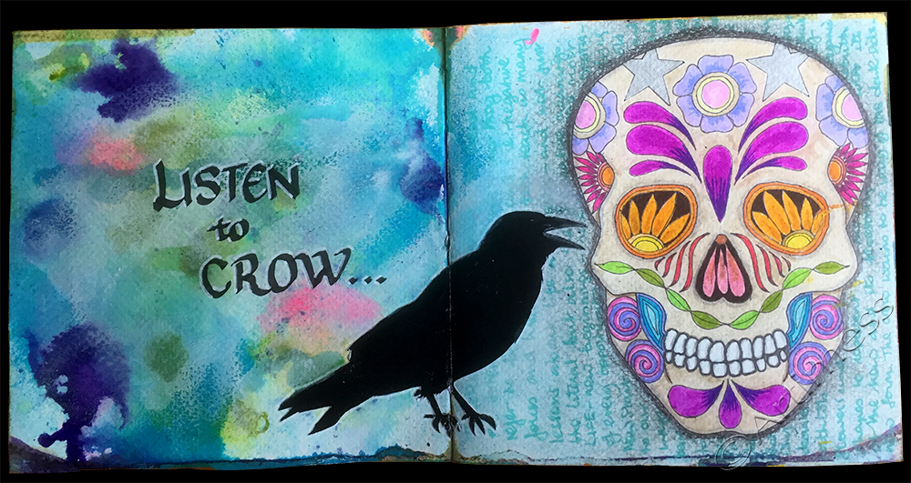 Listen To Crow